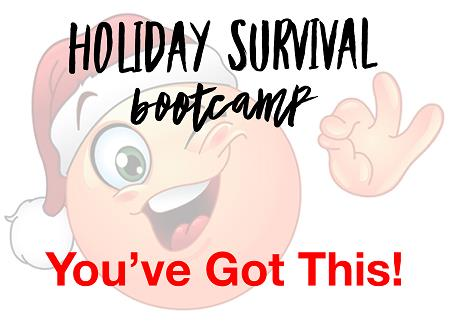 Holiday Survival Bootcamp icon